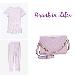 VS PINK Lilac Set